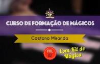 Curso de Formação de Mágicos Vol. 1