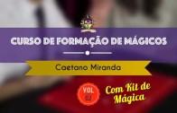 Curso de Formação de Mágicos Vol. 2