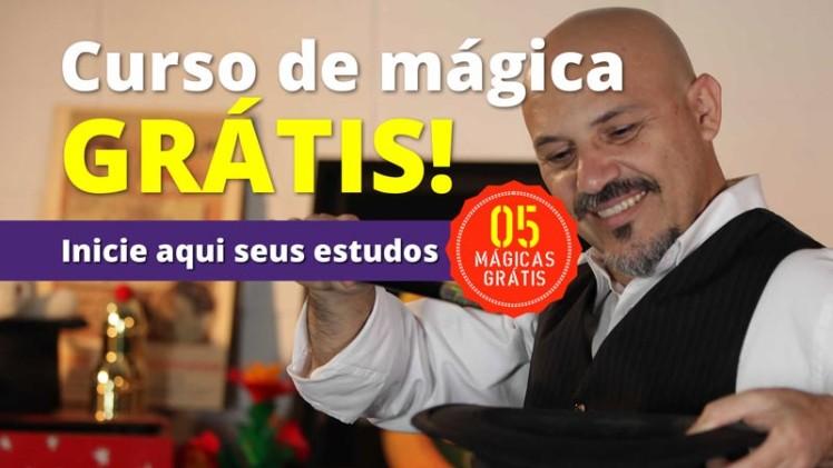 Curso Introdução à Arte Mágica – Gratuito