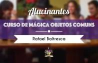 Curso mágicas objetos comuns (Alucinantes!)