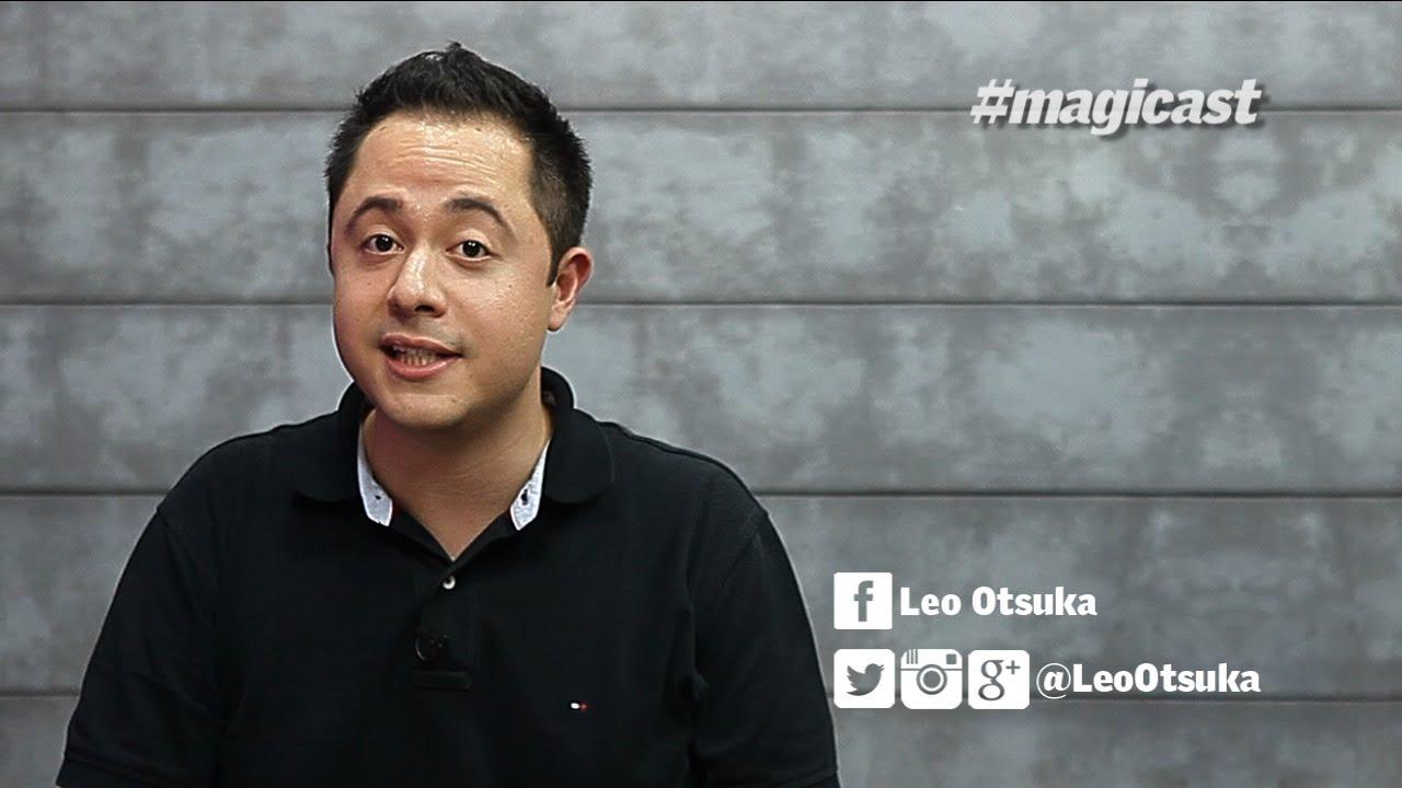 #magicast 01 com Léo Otsuka – Estreia
