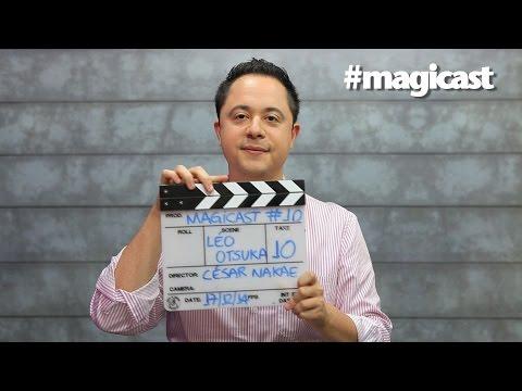 Magicast #10 com Léo Otsuka – Season Finale S1E10