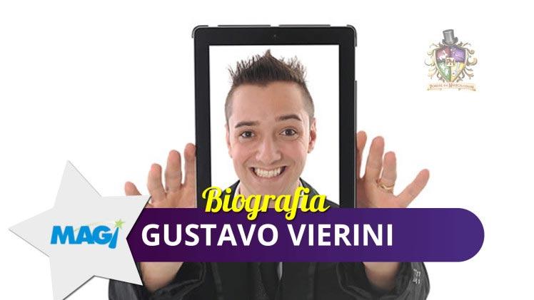 Biografia Gustavo Vierini | Revista Magi