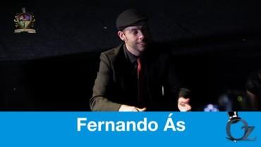 [vídeo] Fernando Ás – Close Up – Mágicos em Oz – 07/06/15