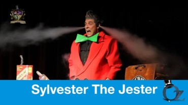 [vídeo] Sylvester The Jester – Mágicos em Oz – 06/06/15 parte 1