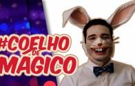 Desabafo de Floquinho, o coelho de mágico.