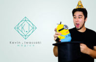 Mágico Kevin Iwassaki