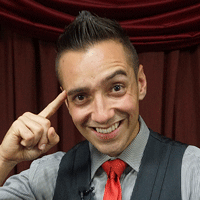 Gustavo Vierini, professor no Portal da Mágica