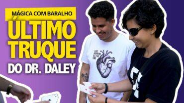 O Último Truque de Cartas do Dr Daley