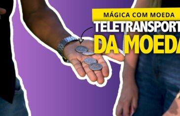 Teletransporte da moeda
