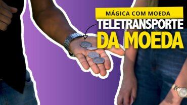 Teletransporte das moedas