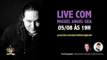 Entrevista: Mágica na Espanha Após Pandemia – Miguel Angel Gea