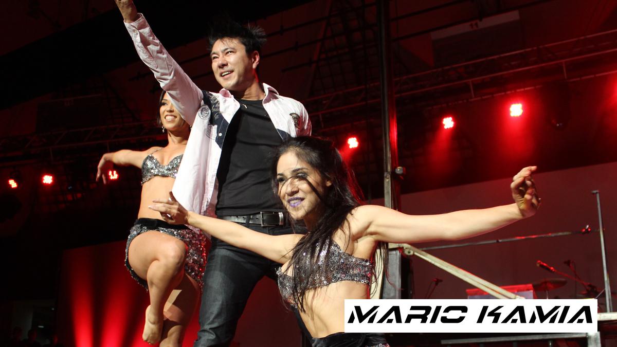 Contratar o mágico Mario Kamia